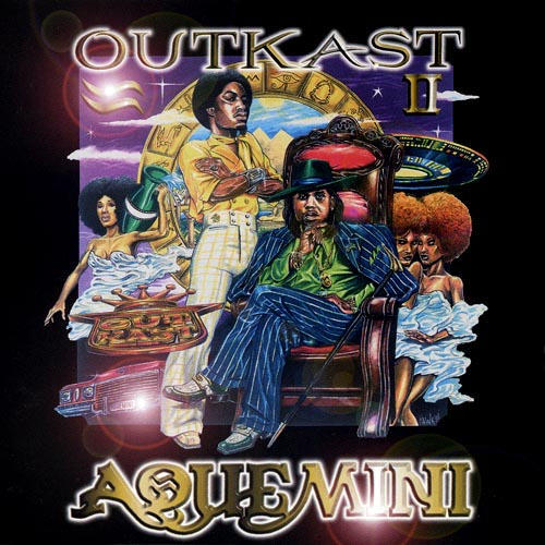 OutKast - Aquemini (1998)[INFO]